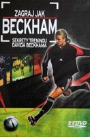 Play like Beckham. Secrets of David Beckham training double DVD film