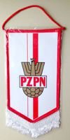 Polish Football Association pennant