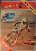 Polish speedway leagues guide - 1986