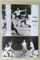Portugal - Poland (0:2) World Cup 1978 qualication match postcard