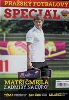 """Prague Football Special"" monthly magazine (August 2012)"