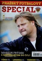 """Prague Football Special"" monthly magazine (August 2013)"