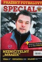 """Prague Football Special"" monthly magazine (January-February 2013)"