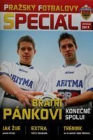 """Prague Football Special"" monthly magazine (November 2011)"