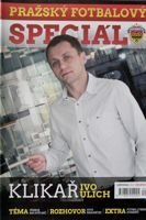 """Prague Football Special"" monthly magazine (November 2012)"
