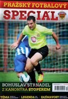 """Prague Football Special"" monthly magazine (November 2013)"