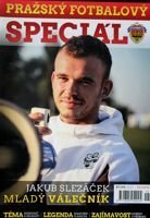 """Prague Football Special"" monthly magazine (October 2013)"