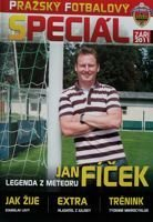 """Prague Football Special"" monthly magazine (September 2011)"