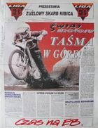 """Przeglad Sportowy"" Fan's Guide - I and II Polish speedway league 1996"