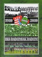 RKS Radomiak Radom 1910 - 2010 Monograph (with DVD and postcard)