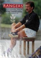 Rangers FC - Dundee United Premier Division matchday programme (08.08.1987)