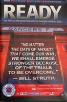 Rangers FC - Kilmarnock FC Scottish Premier League programme (18.02.2012)