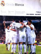 Real Madrid - Valencia CF (04.12.2010) - Primera Division official match programme