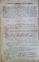 Regulations of cycling race Cracow - Rzeszow (14.06.1928)