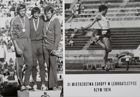 Ryszard Skowronek (athletics) - The Golden medalist of XI European Championships Rome 1974