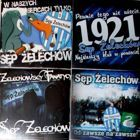 Sep Zelechow fans stickers (5 pieces)