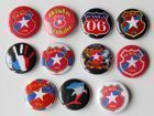 Set of 11 Wisla Cracow button's
