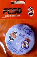Shakhtar Donetsk - Real Madrid CF UEFA Champions League match (25.11.2015) badge