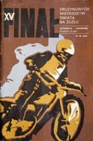The FIM Speedway XV World Team Cup Final programme (15.09.1974)