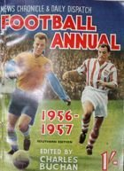 The News Chronicle & Daily Dispatch Football Annual 1956-1957
