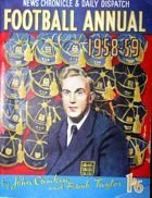 The News Chronicle & Daily Dispatch Football Annual 1958-1959