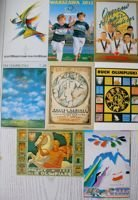 The Polish Olympic Poster (set of 9 postcards)
