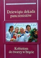 The ninth decade of the Panchen Lords - Women face bronze (history of ice skating in Poland)