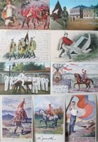 The postcards of Sokol Gymnastic Association in the collection of the Museum of Sports and Tourism in Warsaw (9 items)