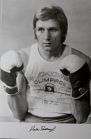 Wieslaw Rudkowski (boxing) - The Champion of Poland 1975 light middleweight