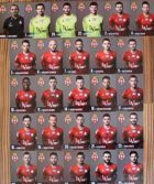 Wisla Cracow 2016/2017 - set of 26 postcards (official product)