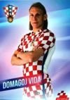 Photo  Domagoj Vida  Representation of Croatia