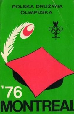 Polish Olympic Team '76 Montreal