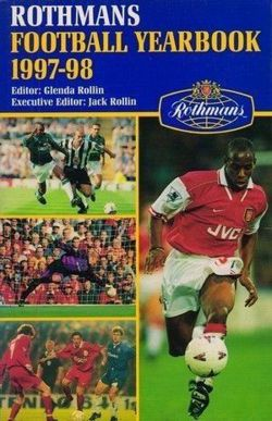 Rothmans Football Yearbook 1997-98