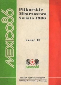 World Cup 1986 report (volume II)