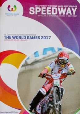 FIM Speedway The World Games Wroclaw 2017 (29.07.2017) souvenir programme