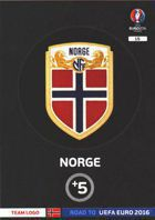 Norwegia (nr 15 - Team Logo)