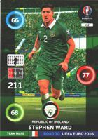 Stephen Ward - Irlandia (nr 112 - Team Mate)