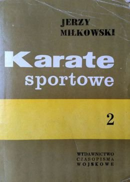 Karate sportowe - tom 2