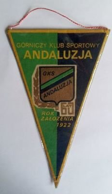Proporczyk GKS Andaluzja