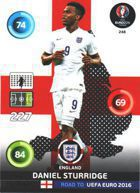 Daniel Sturridge - Anglia (nr 248 - One to Watch)