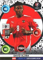 David Alaba - Austria (nr 297 - Fans' Favourite)