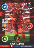 Eden Hazard - Belgia (nr 32 - Team Mate)