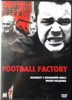 Film DVD Football Factory (film fabularny)