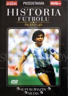 Film DVD Historia Futbolu. Supergwiazdy. Media