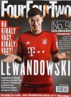 Four Four Two (wyd. Węgry) Lewandowski