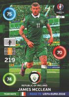 James McClean - Irlandia (nr 113 - Team Mate)