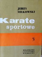Karate sportowe - tom 3
