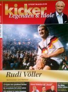 Magazyn kicker (Legendy i Idole) - Rudi Völler
