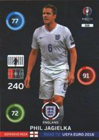 Phil Jagielka - Anglia (nr 319 - Defensive Rock)