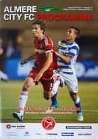 Program Almere City - SC Telstar Eerste Divisie (15.03.2013)